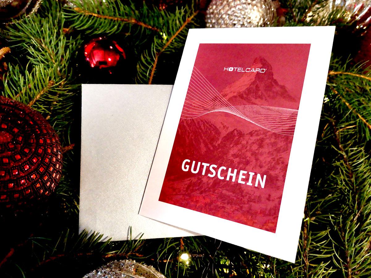 Hotelcard E-guma voucher image