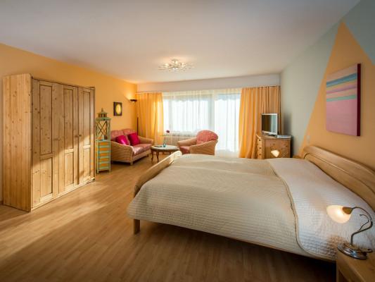 Badehotel Salina Maris - Wellness & Vintage Double Room 2