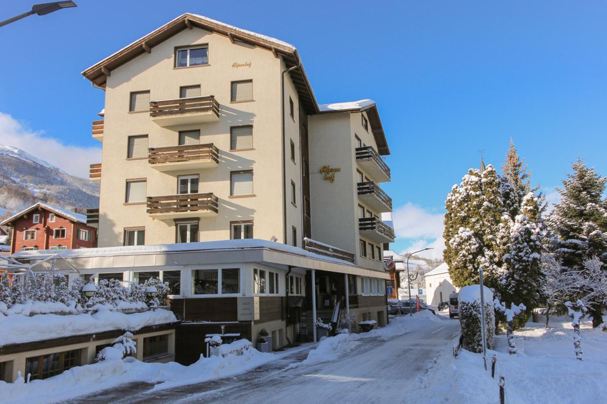Hotel Alpenhof 15