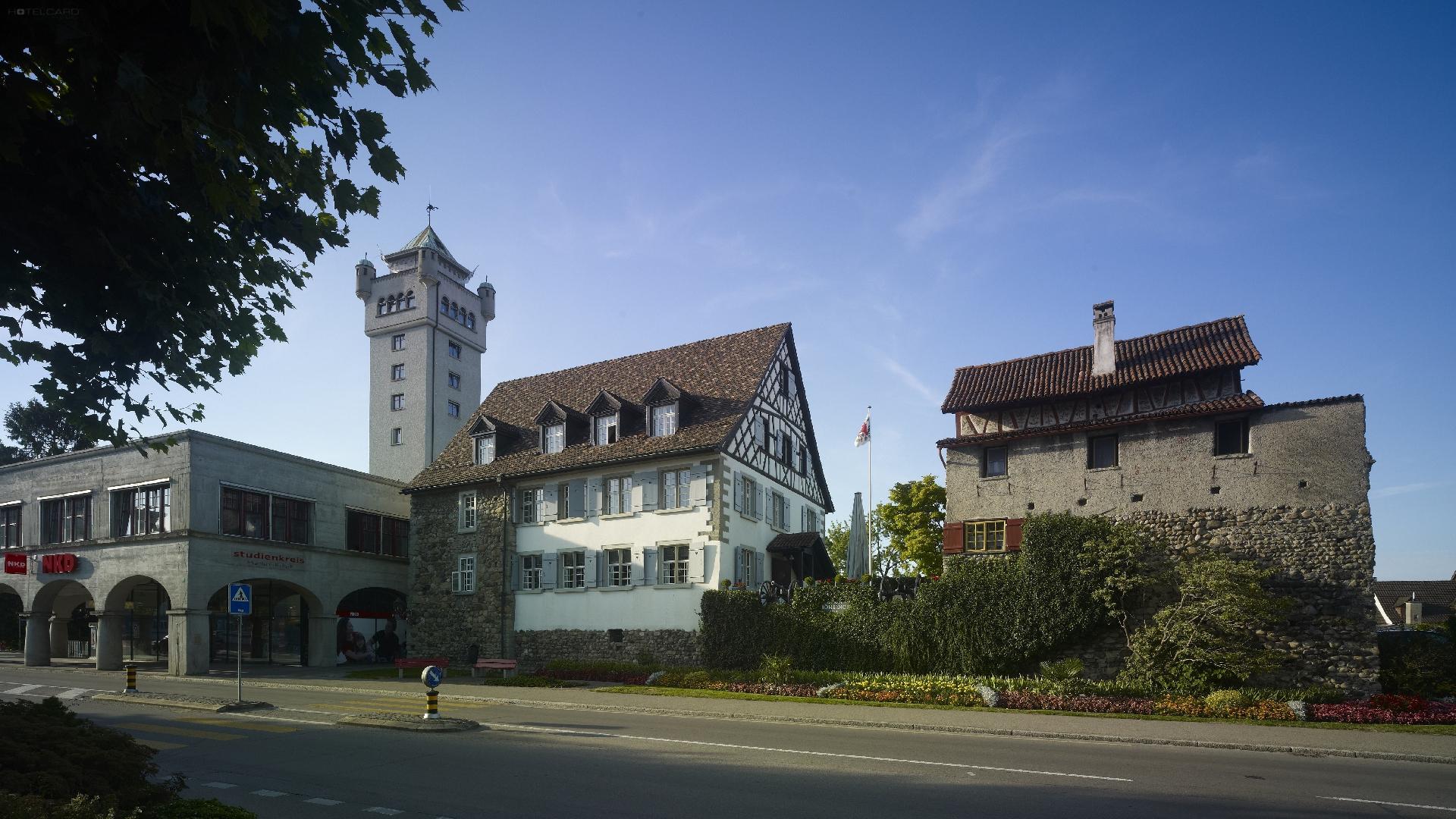Restaurant - Hotel de charme Römerhof 0