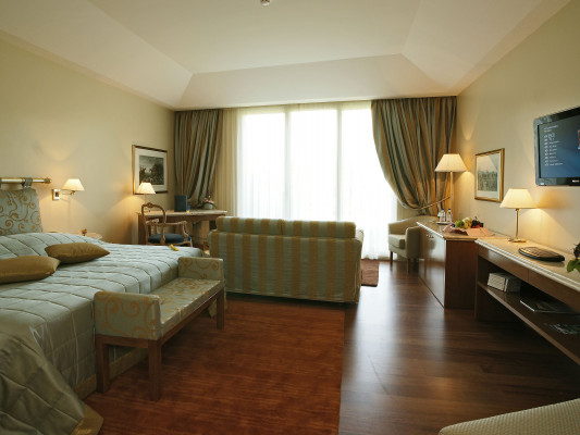 Villa Principe Leopoldo Deluxe One Bedroom Suite 0