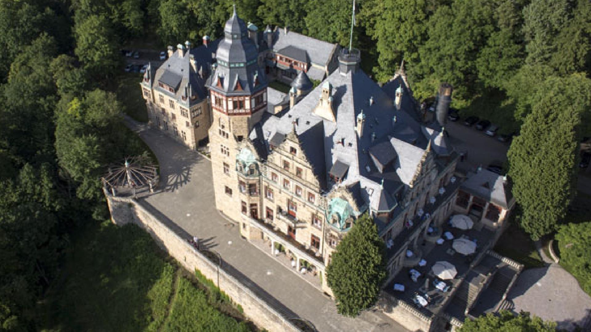Schloss Hotel Wolfsbrunnen 24