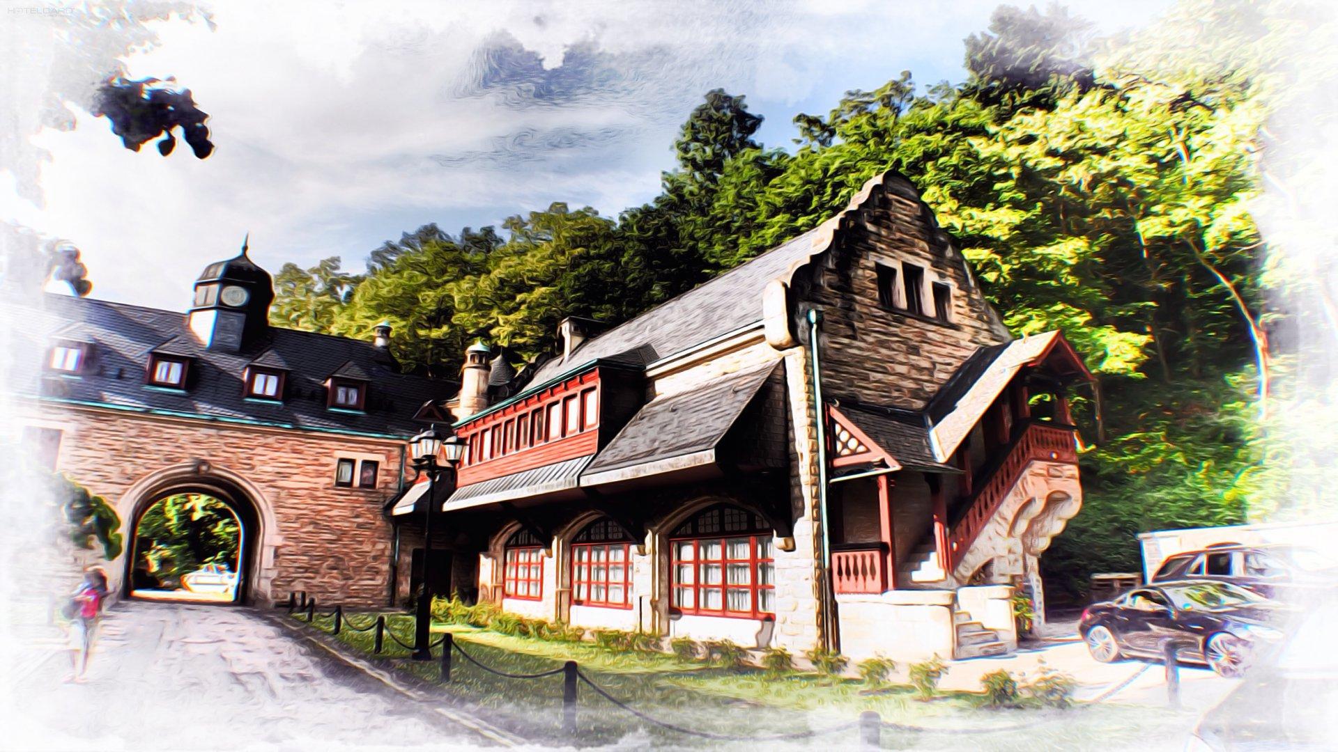 Schloss Hotel Wolfsbrunnen 34