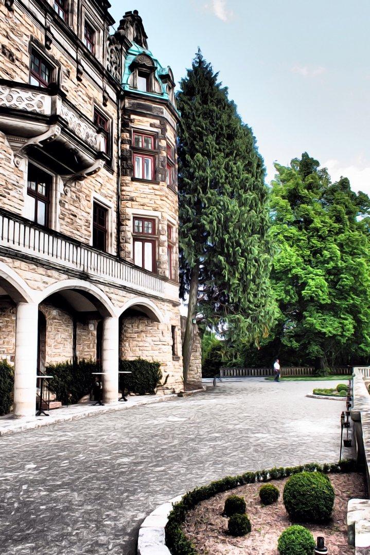 Schloss Hotel Wolfsbrunnen 27