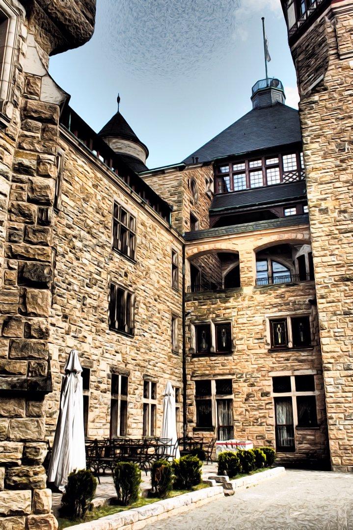 Schloss Hotel Wolfsbrunnen 15