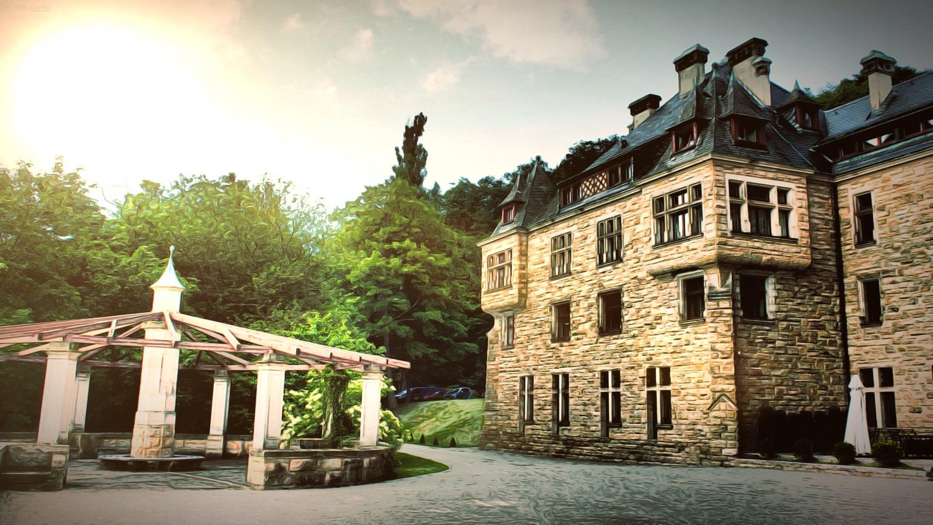 Schloss Hotel Wolfsbrunnen 9