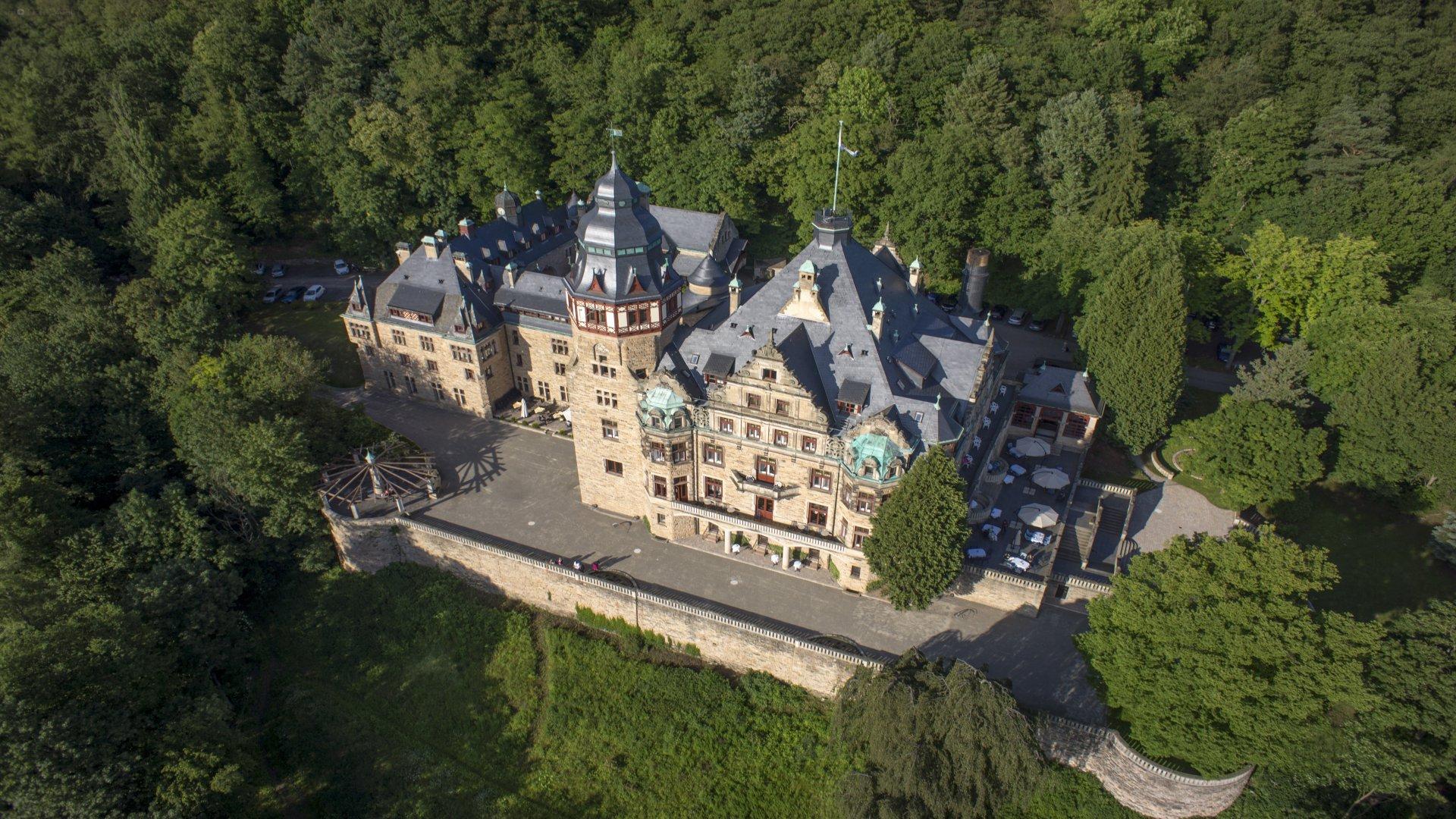 Schloss Hotel Wolfsbrunnen 0