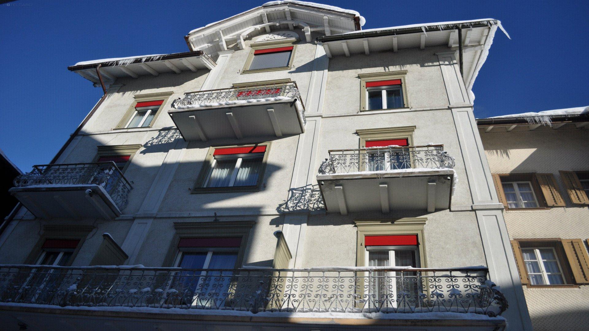 Engelberg Trail Hotel 5