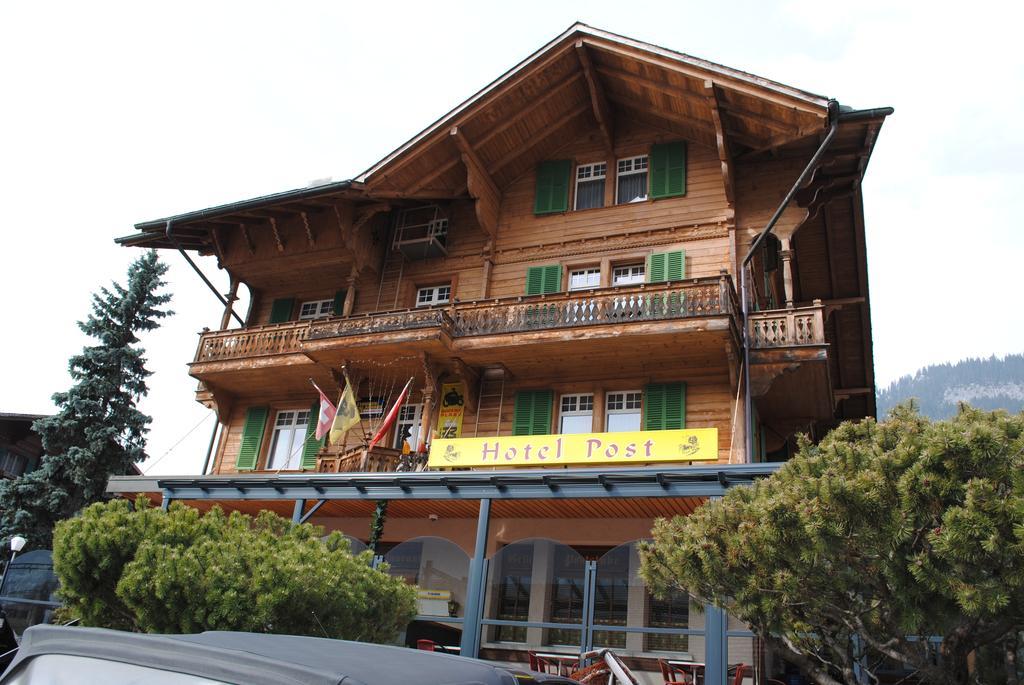 Post Hotel - Vista 0