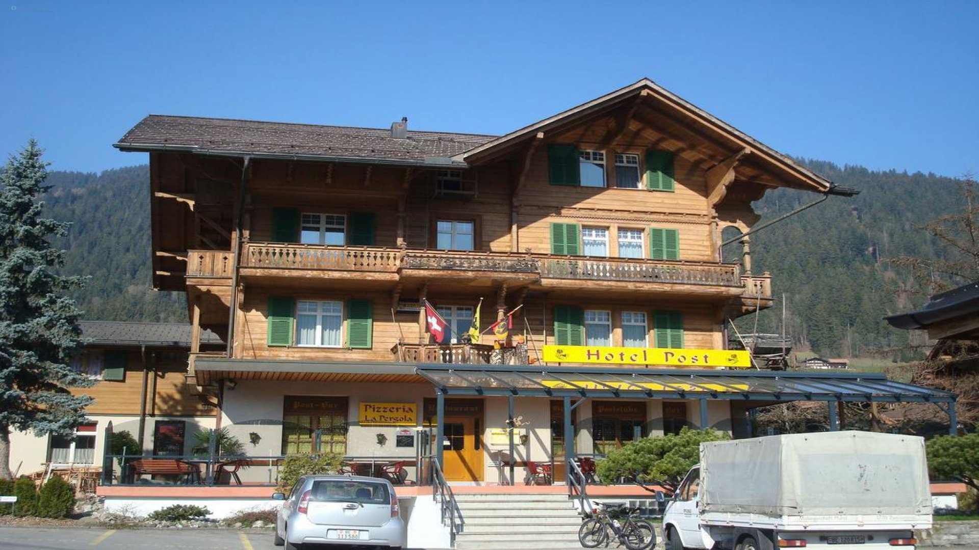 Post Hotel - Vista 1