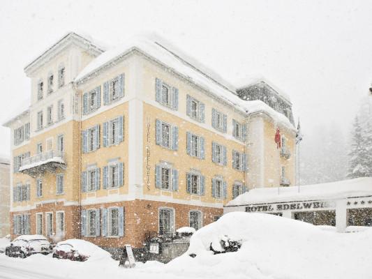 Hotel Edelweiss 3
