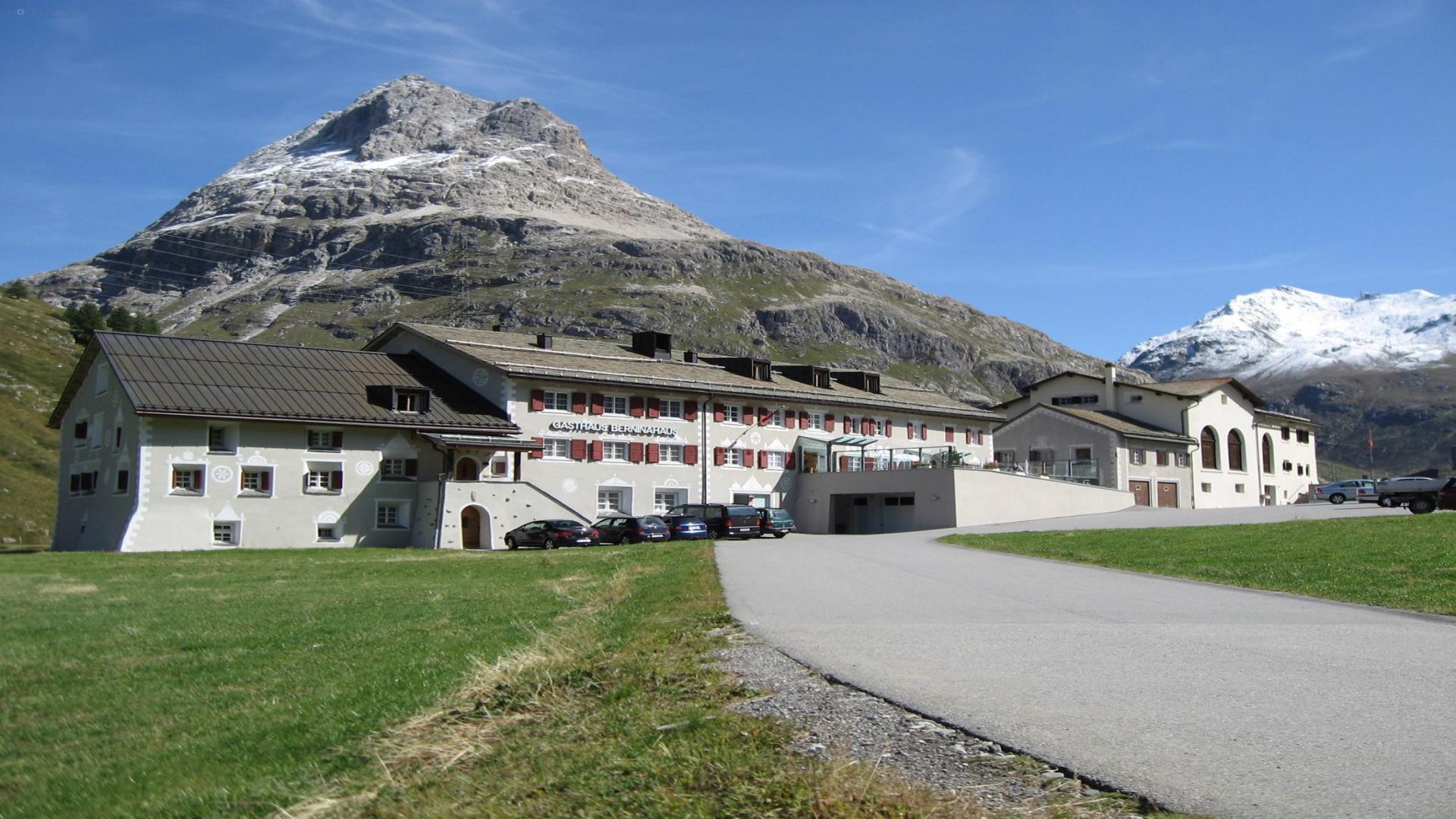 Gasthaus & Hotel Berninahaus 0
