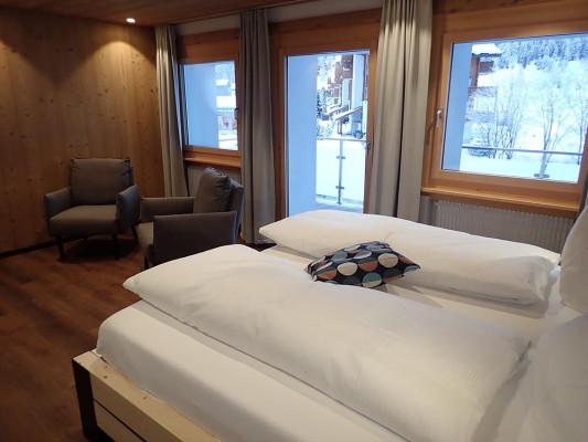 Hotel Furka Double room with balcony 0