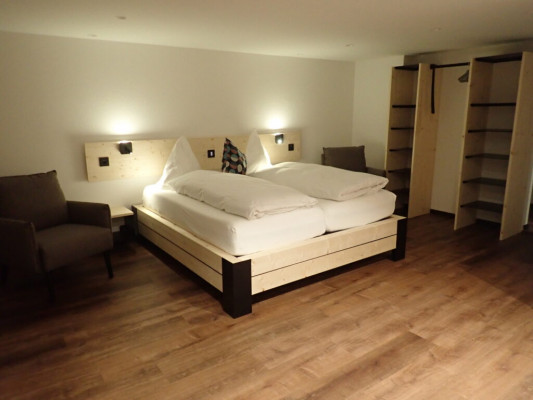 Hotel Furka Suite with balcony 1