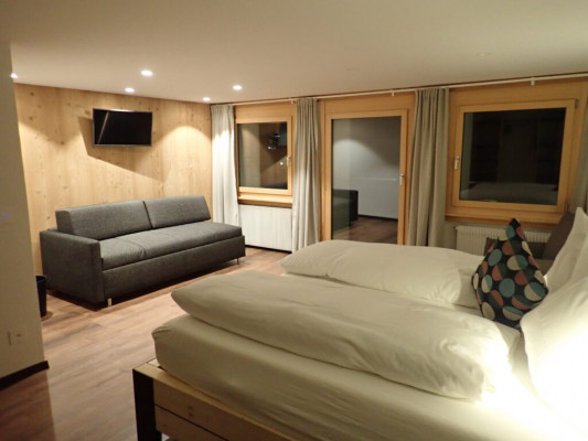 Hotel Furka Suite with balcony 0