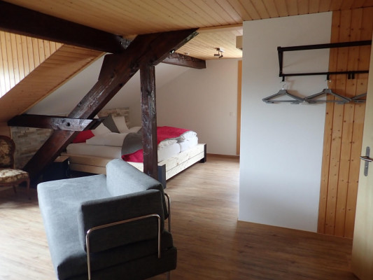 Hotel Furka Suite with balcony 3