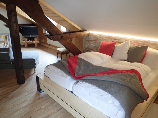 Hotel Furka Suite with balcony 2