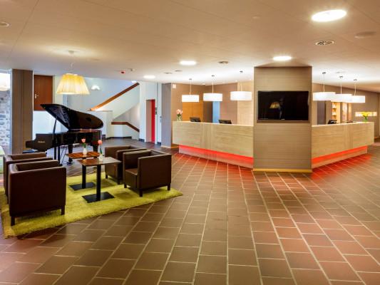 Swiss-Belhotel du Parc 1