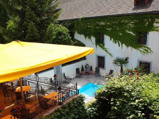 BASLERTOR Summerpool Hotel 0