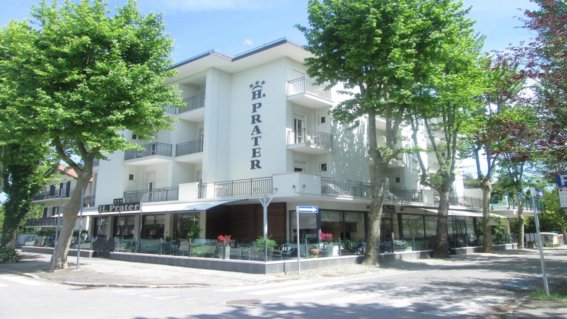 Hotel Prater 0