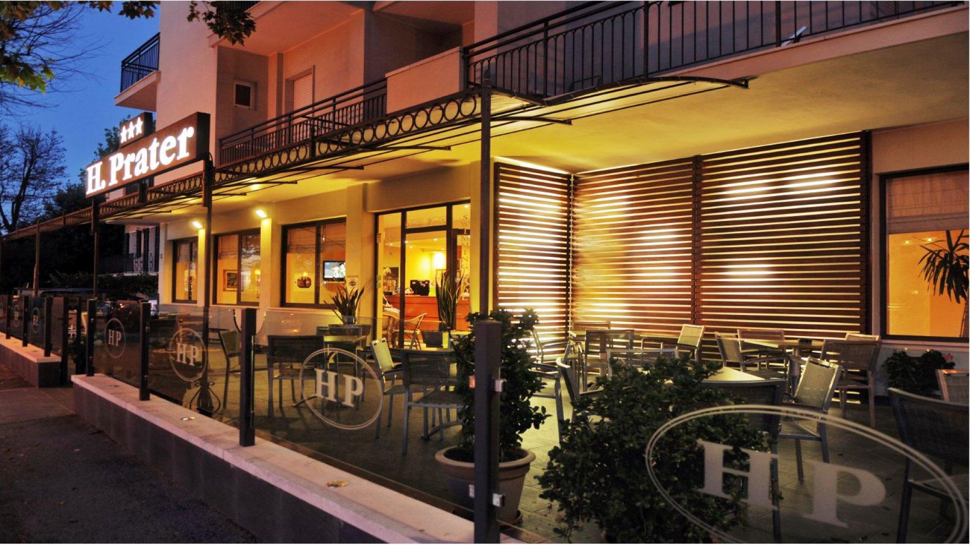 Hotel Prater 8