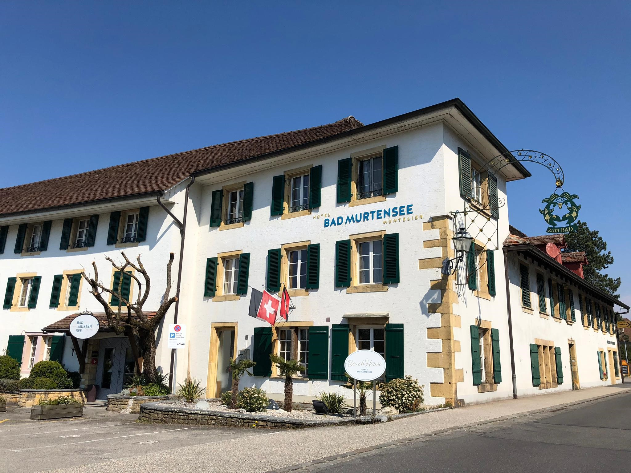 Hotel Bad Murtensee 1