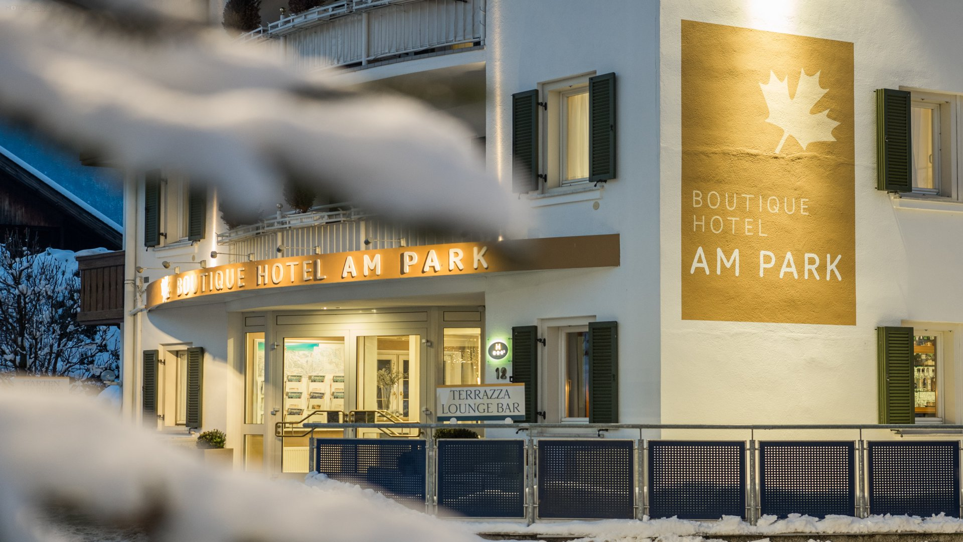 Boutique Hotel Am Park 1