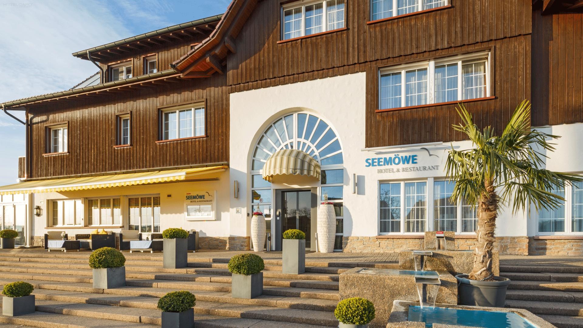 Hotel Restaurant Seemöwe 2