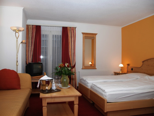 Hotel Brienz Double room Comfort mountain 0