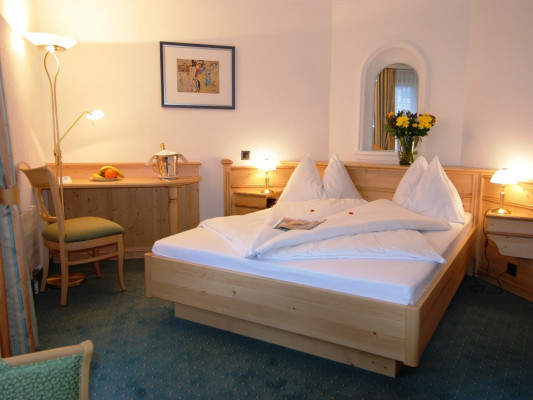 Hotel Brienz Double room Comfort mountain 1