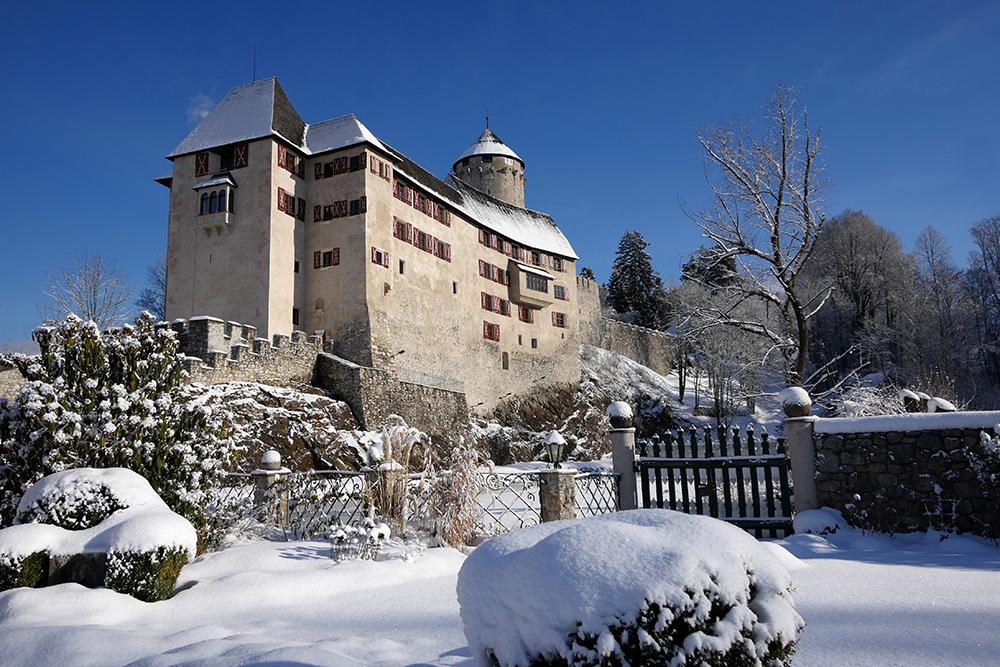 Boutique Hotel Schloss Matzen 1