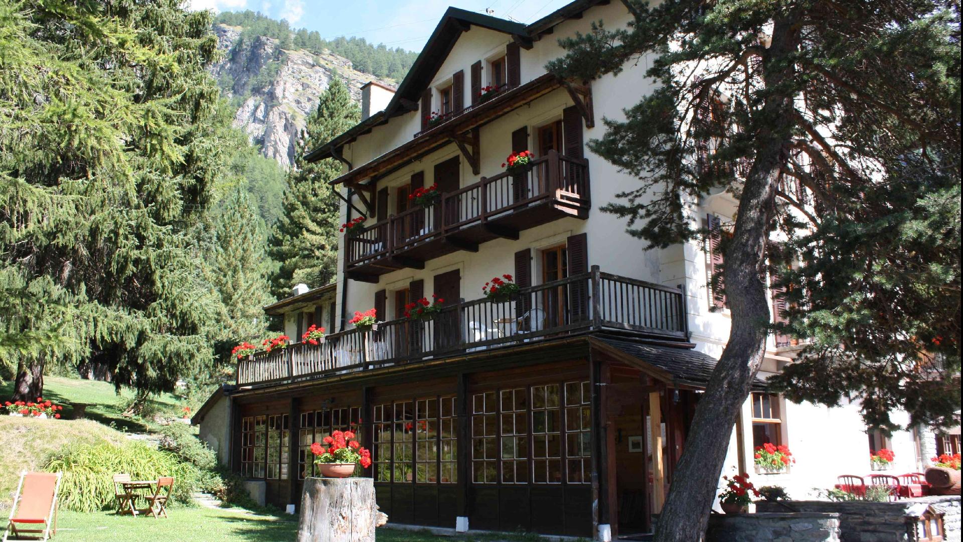 Hôtel Hermitage 2