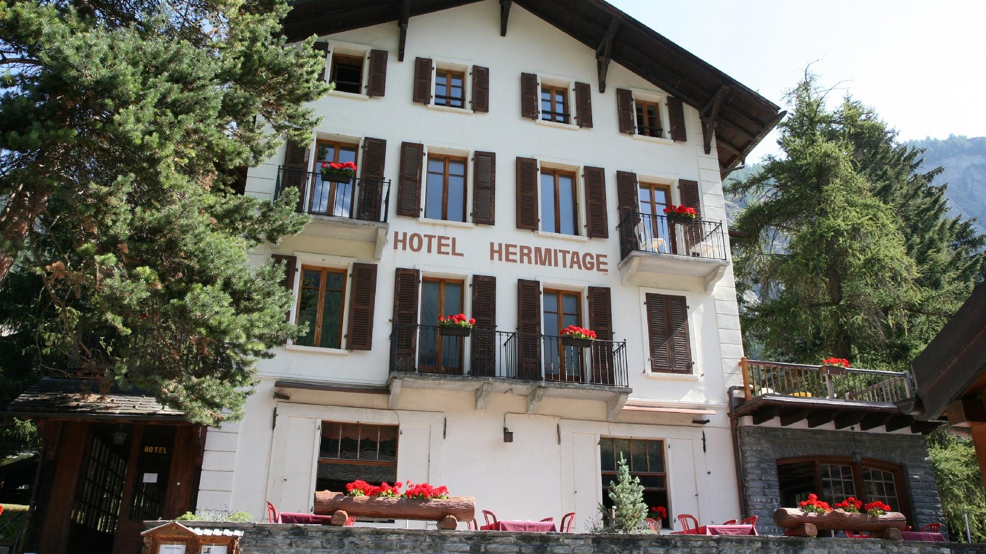 Hôtel Hermitage 1
