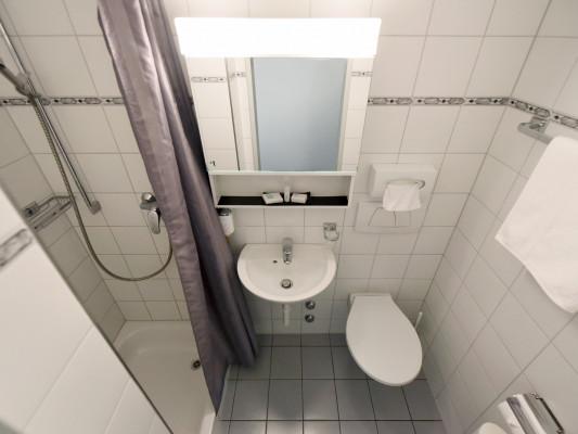 Hotel Hirschen Single room 1