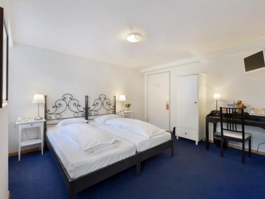 Hotel Hirschen Twin room 0
