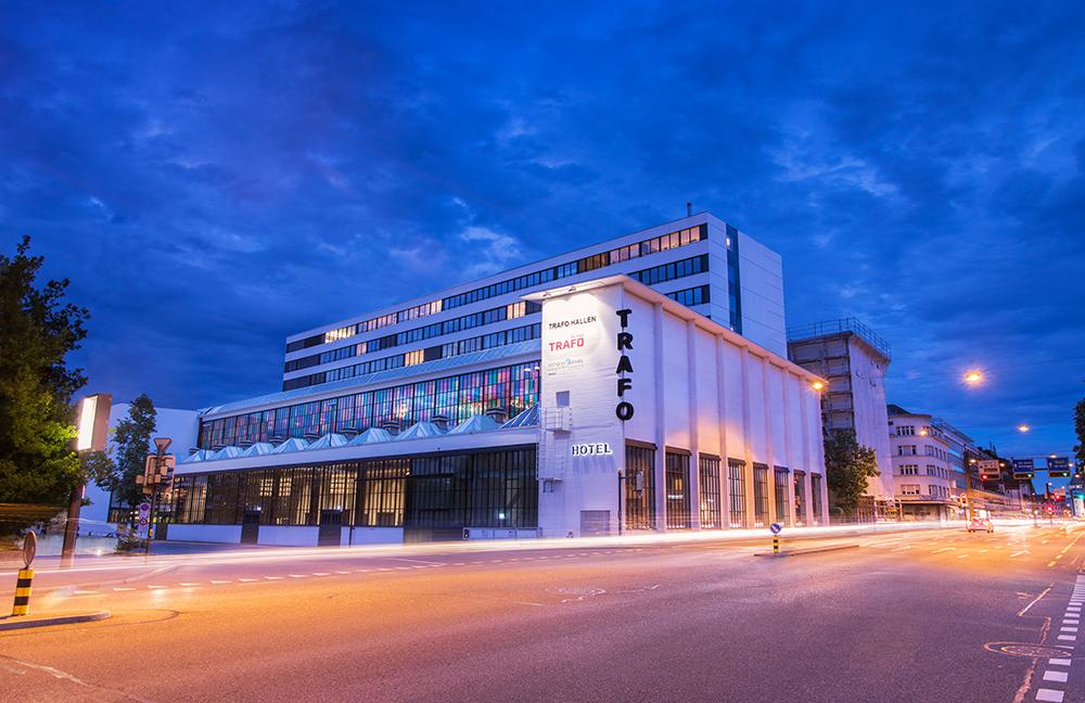 Trafo Hotel 5