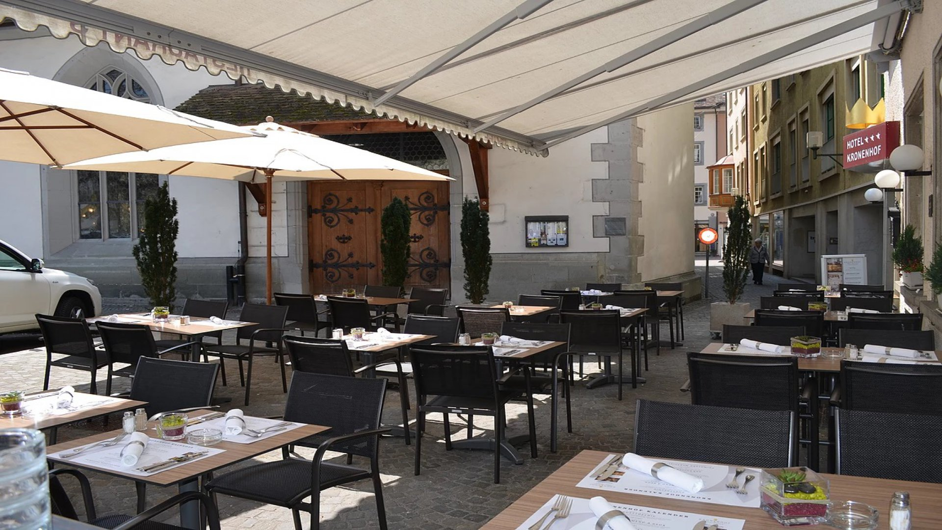Kronenhof Hotel-Gastronomie-Wellness 1