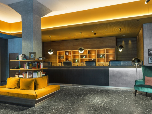 Four Points by Sheraton Sihlcity Zurich 3