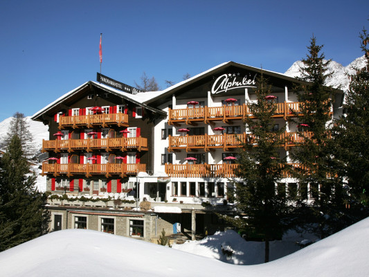 Swiss Family Hotel Alphubel 3
