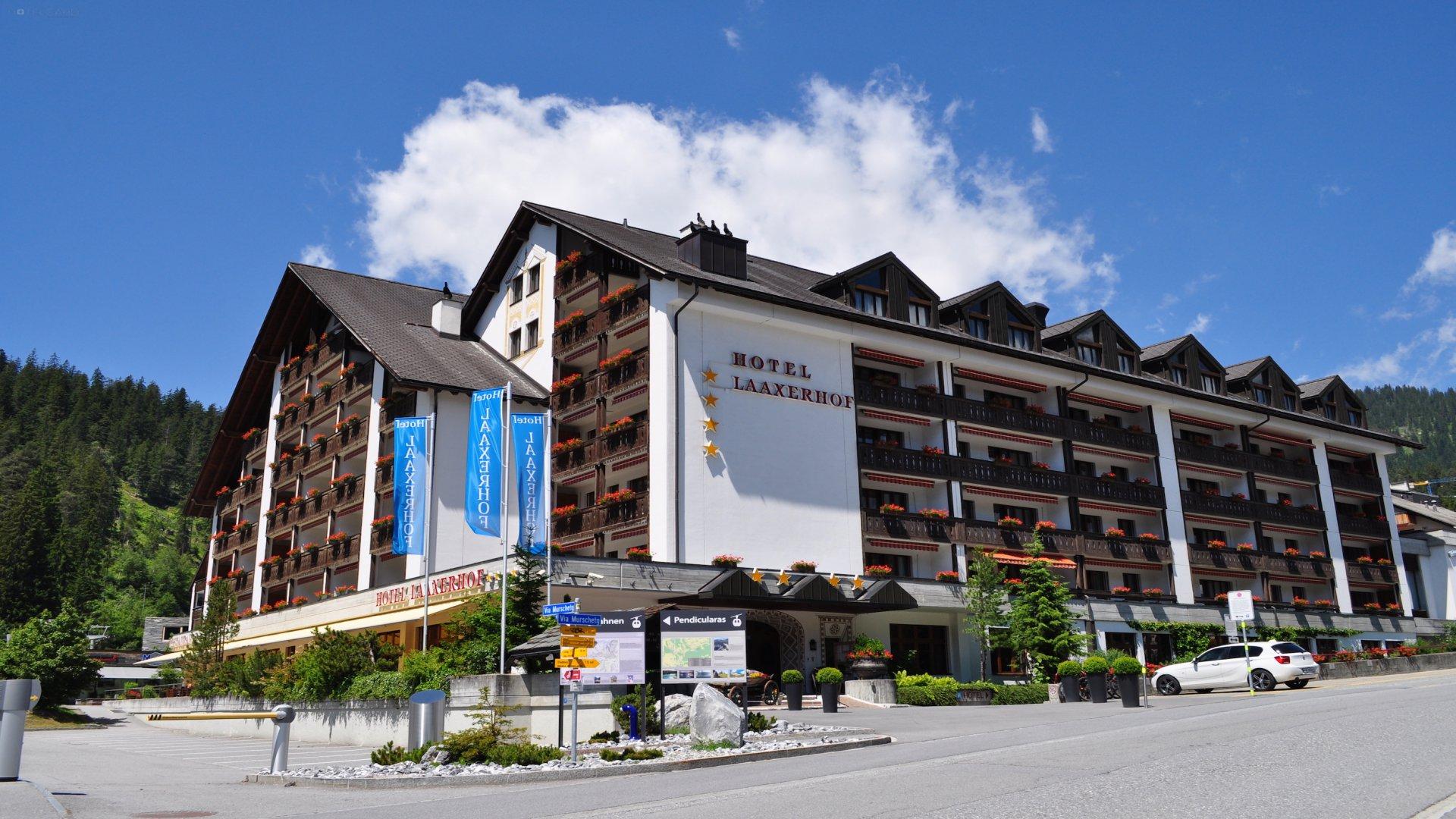 Hotel Laaxerhof 19