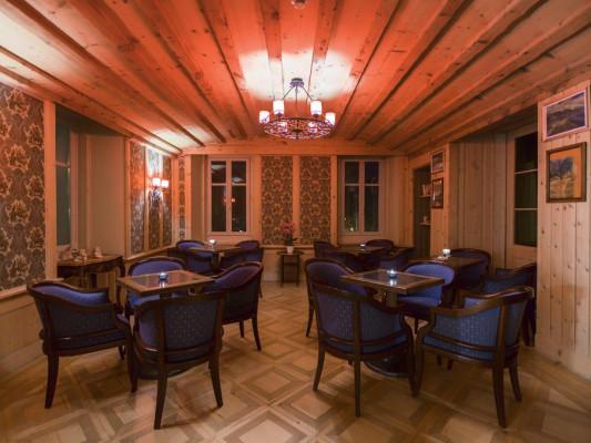 Hotel Bernina 1865 0