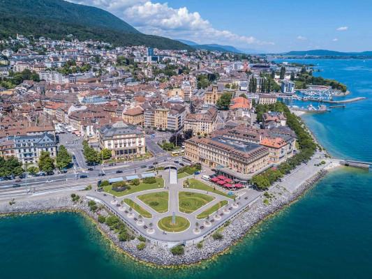 Beau-Rivage Hotel Neuchâtel 0