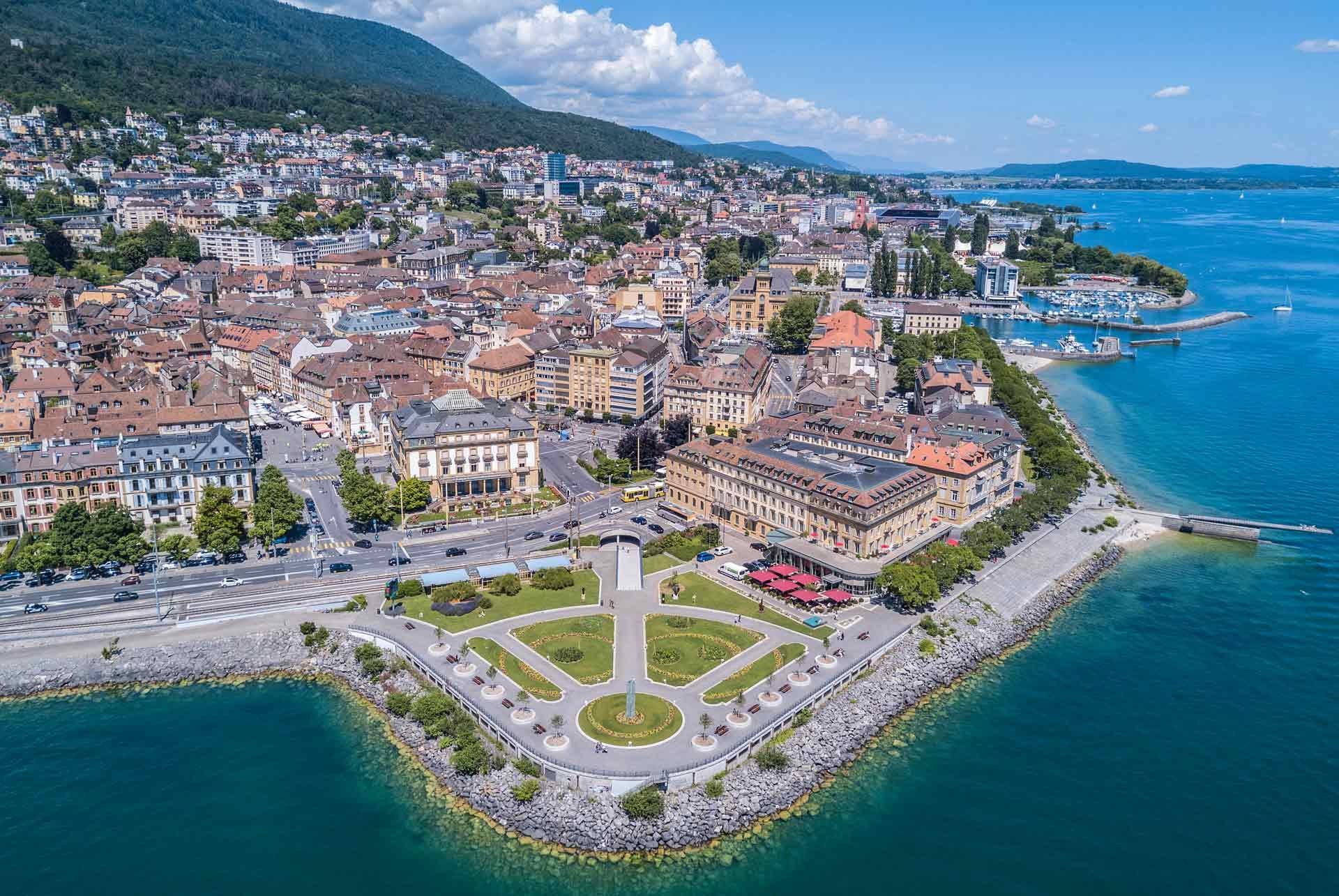 Beau-Rivage Hotel Neuchâtel 3