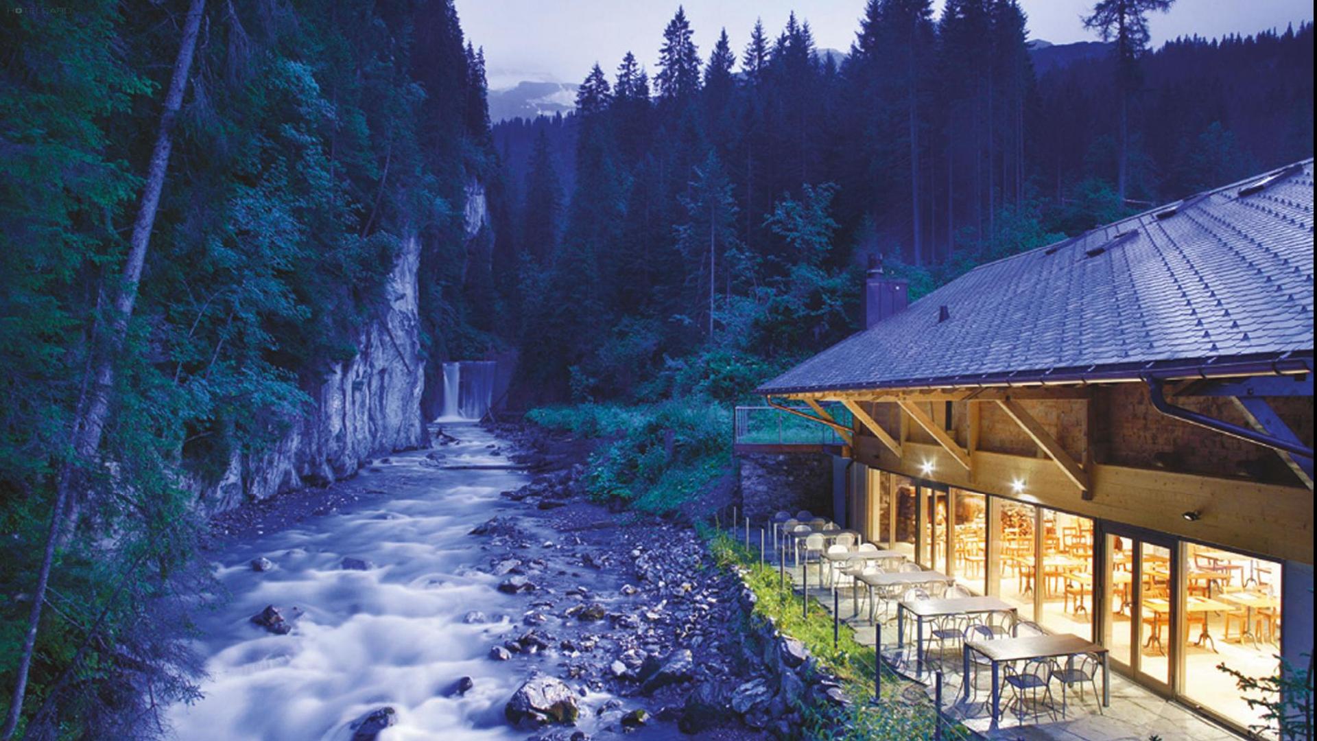 Griesalp Hotels 1
