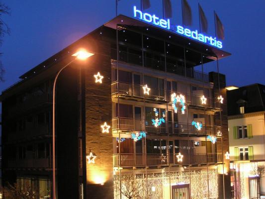 Hotel Sedartis 0
