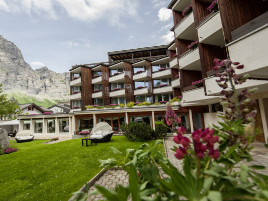 Parkhotel Quellenhof 0