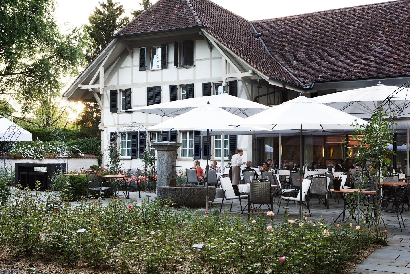 Schloss Hünigen 1
