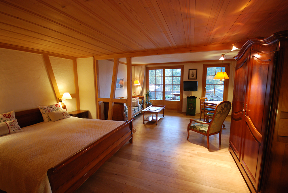 Boutique Hotel Alpenrose 10