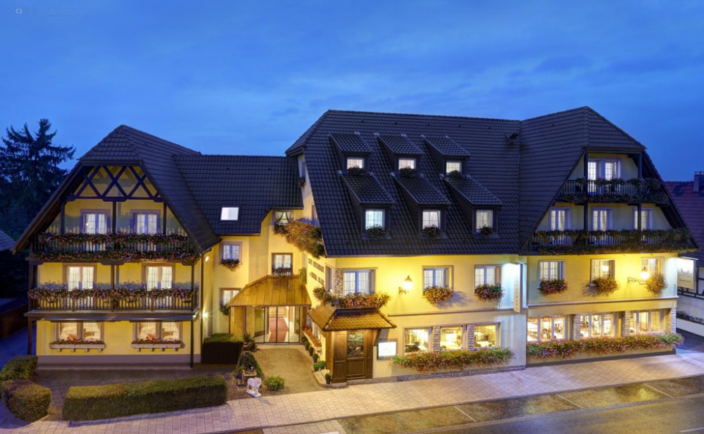 Best Western Hotel Au Cheval Blanc 1