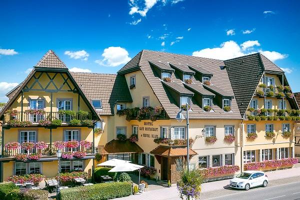 Best Western Hotel Au Cheval Blanc 0
